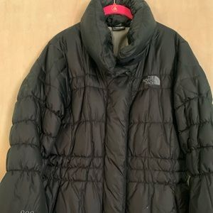 North face trench xl
